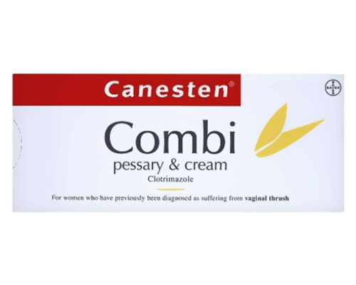 Canesten Soft Gel Pessary & Cream Combi