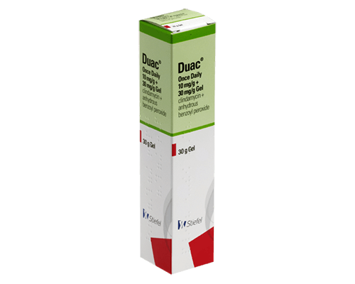 Duac Once Daily Gel