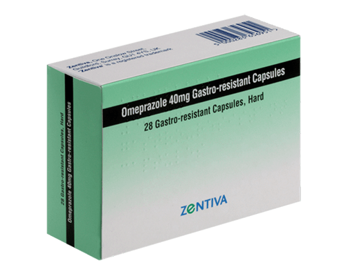Omeprazole Dispersible
