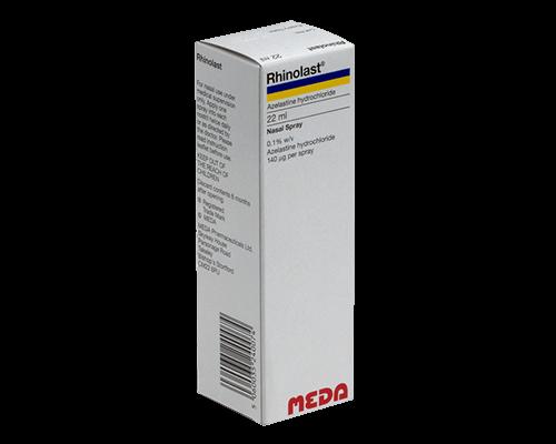 Rhinolast nasal spray