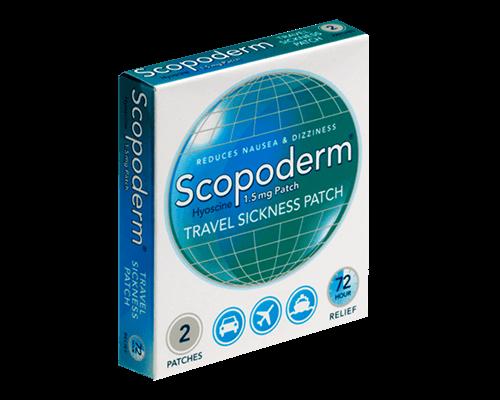 Scopoderm TTS Patches