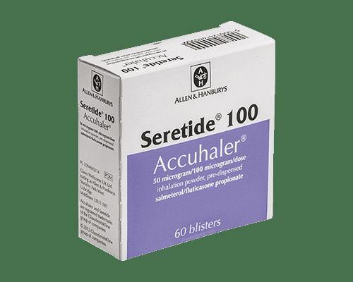 Buy Seretide Inhalers Evohaler Accuhaler Available Dr Felix