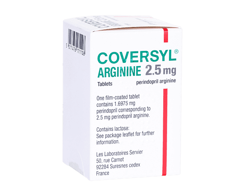 Coversyl Arginine Plus