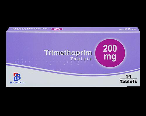 Trimethoprim 200mg 3 day course