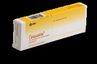 Cerazette pack contraceptive pill
