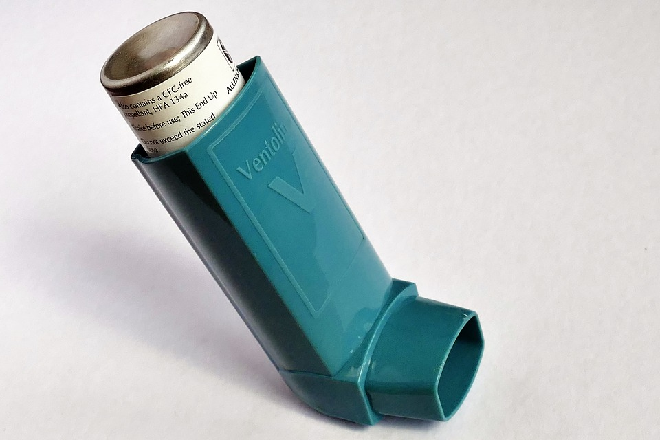 asthma inlaher